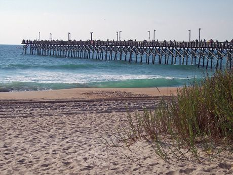 151 best images about top sail island nc on pinterest for Surf city pier fishing report facebook