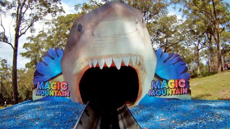 Magic Mountain Merimbula - fun for all the family.