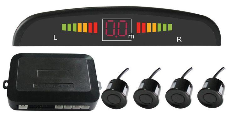 Car LED Parking Sensor Assistance Reverse Backup Radar Monitor System Backlight Display+4 Sensors ,car parking♦️ SMS - F A S H I O N 💢👉🏿 http://www.sms.hr/products/car-led-parking-sensor-assistance-reverse-backup-radar-monitor-system-backlight-display4-sensors-car-parking/ US $9.99