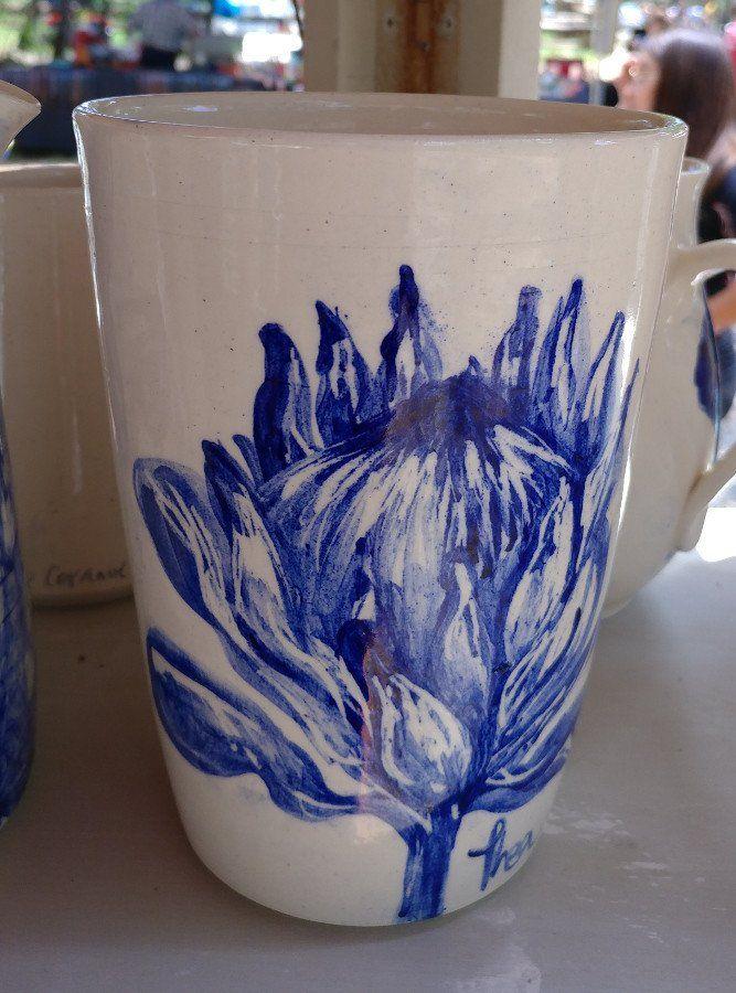 M Vase