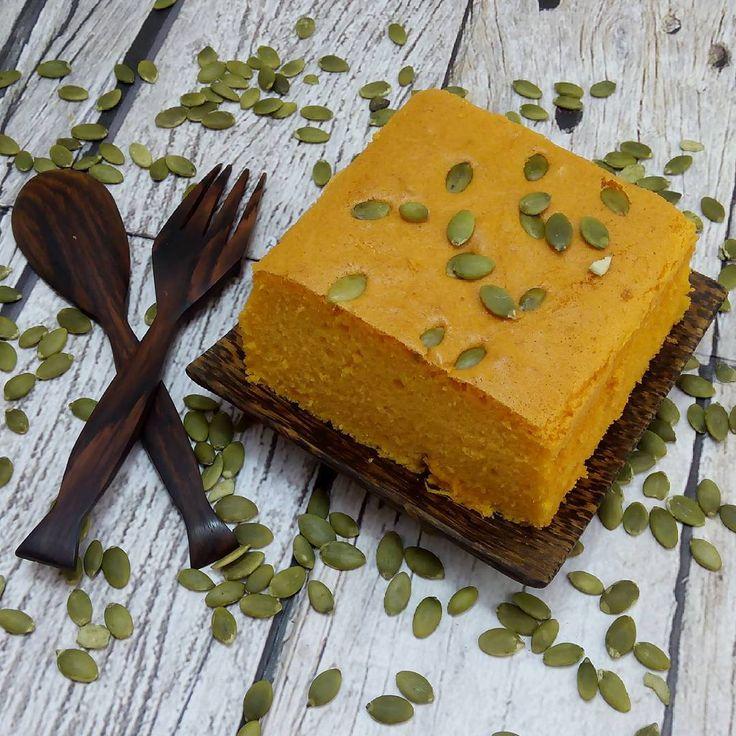 材料はかぼちゃと卵だけ!こっくり美味しい秋のケーキ♡ - LOCARI(ロカリ)