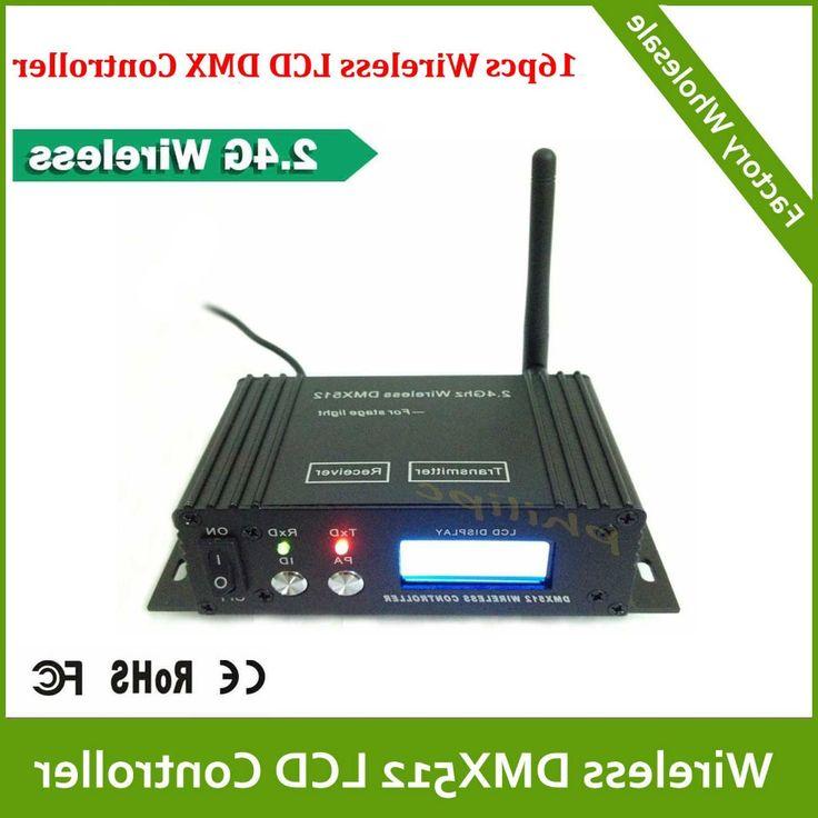 604.04$  Buy here - https://alitems.com/g/1e8d114494b01f4c715516525dc3e8/?i=5&ulp=https%3A%2F%2Fwww.aliexpress.com%2Fitem%2FDHL-Free-Shipping-2-4Ghz-DFI-LCD-Wireless-DMX512-Transmitters-DMX512-wireless-receiver-dmx-lighting%2F1844057281.html - DHL Free Shipping 2.4Ghz DFI LCD Wireless DMX512 Transmitters DMX512 wireless receiver dmx lighting 604.04$