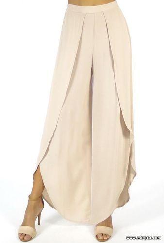 Женские брюки бурда