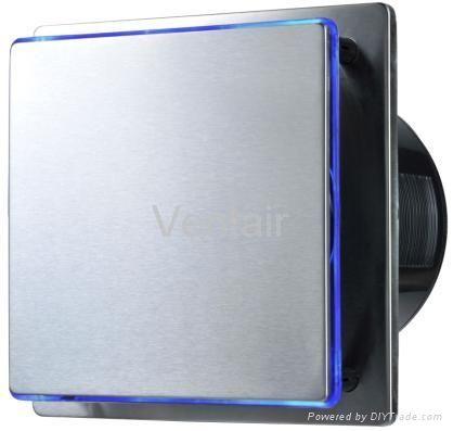 Bathroom light on 130mm bathroom 12v extractor fan light - Bathroom light with extractor fan ...