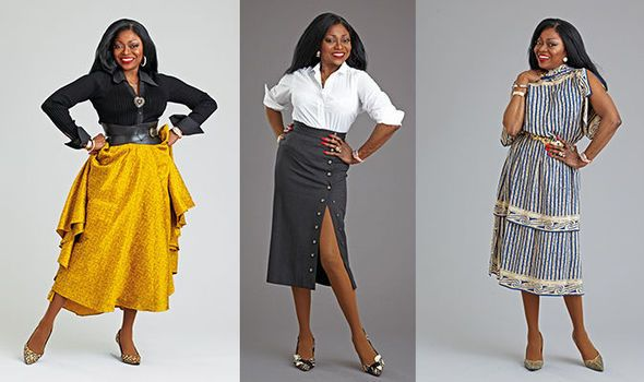 In the closet with actress Patti Boulaye
