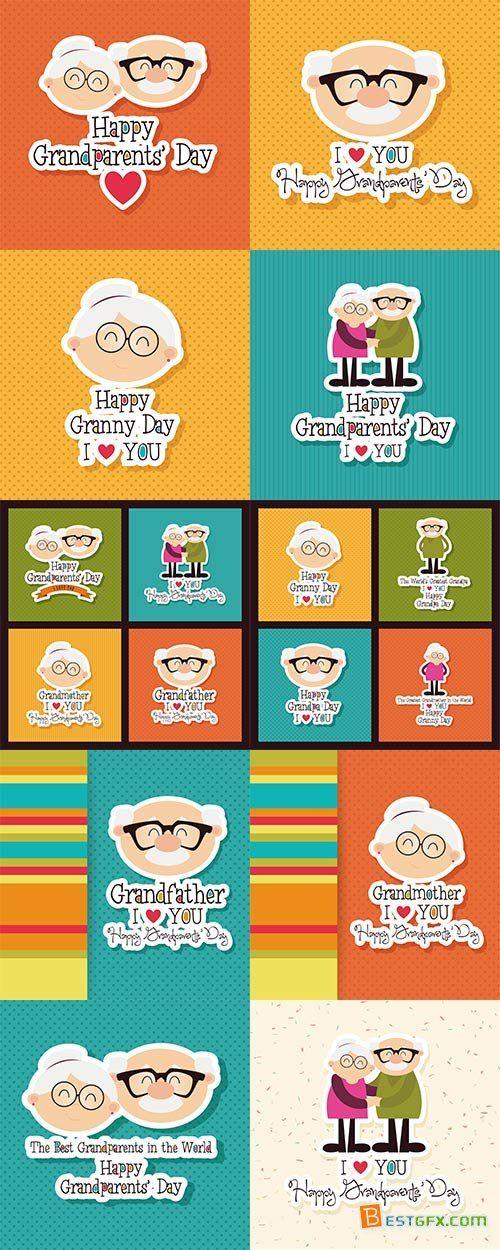 Dia del abuelo (Grandparents Day) proximamente se celebrara el dia de los abuelos