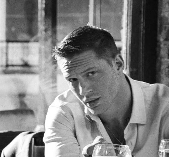 Tom Hardy is so SEXY c;