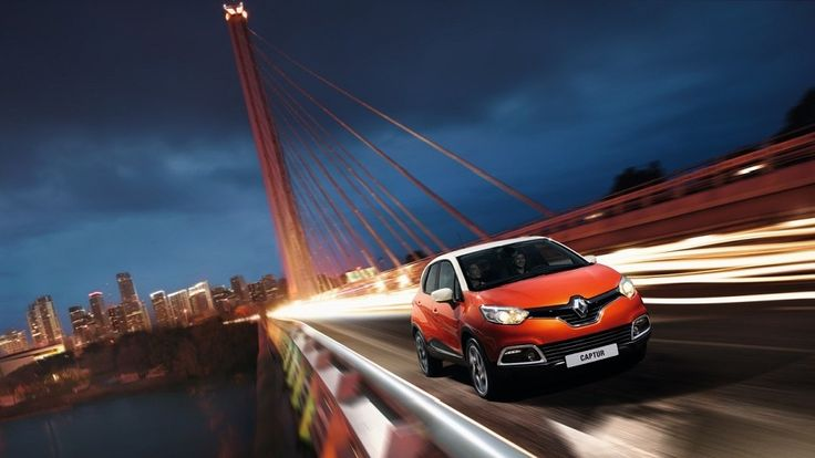 Renault Captur design - Renault UAE