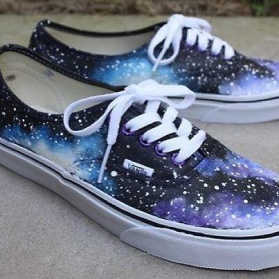 chaussure vans galaxy,chaussures Vans Galaxy a t personnal