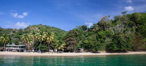 Raw food Retreat on Tobago, Caribbean