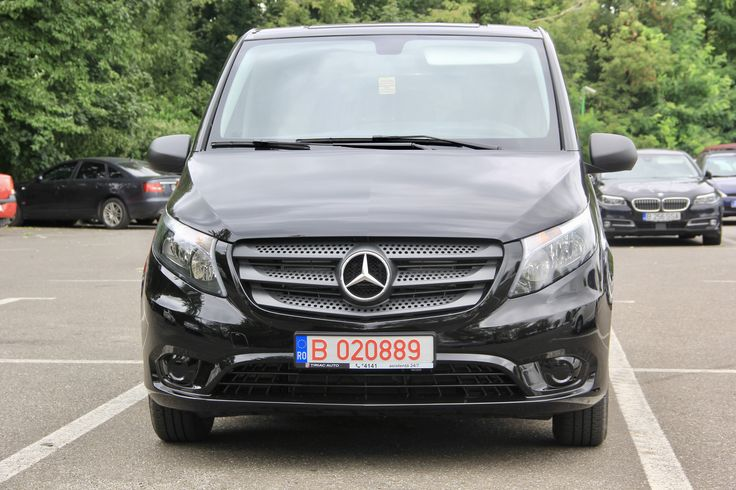 Why should you rent Mercedes Benz Vito Tourer in Bucharest? Autoboca has a special offer just for you!