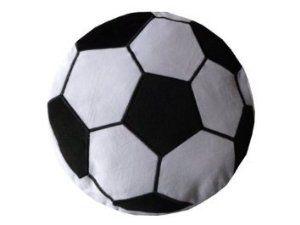 soccer pillow