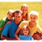 7 особенностей хороших семей. А как мы знаем, рюкзак-кенгуру и бронежилет.