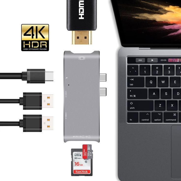 Cheapest prices US $33.72  GOOJODOQ USB C HUB HDMI 4k USB-C HDMI Adapter Combo Dock with USB 3.0,SD slot Micro SD Card Reader for MacBook Pro Type C Hub  #GOOJODOQ #HDMI #USBC #Adapter #Combo #Dock #slot #Micro #Card #Reader #MacBook #Type  #OnlineShop