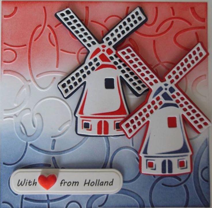 Veel liefs uit Holland.