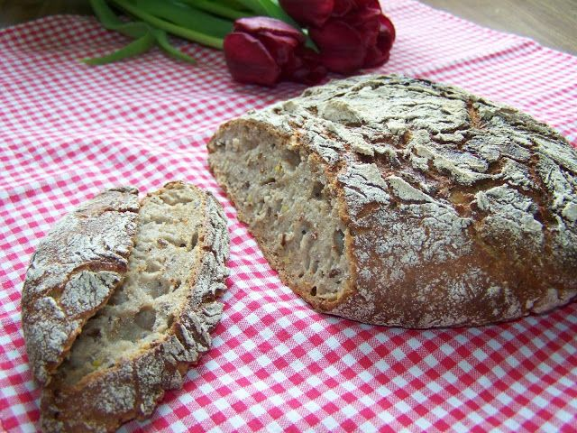 S vášní pro jídlo: Jak na kvásek a kváskový chléb