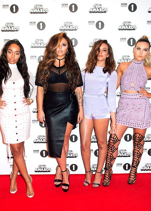 "littlesmixs: "" Little Mix attend the BBC Radio 1 Teen Awards on October 24th, 2016. """