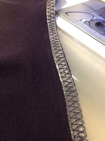 Sewing Tutorial: Learn more about Clear Elastic for sewing with knits