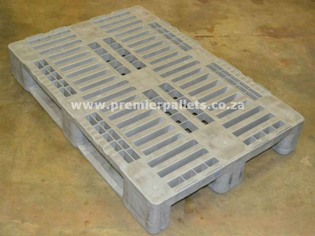 Pre-owned Plastic Pallets | Premier Pallets