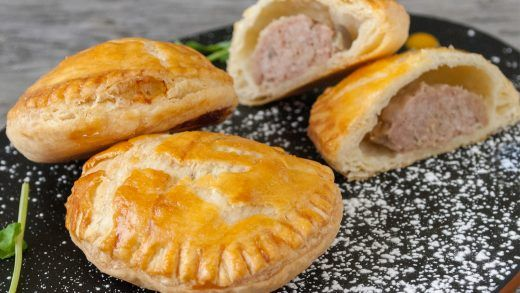 Hot Meat Pies