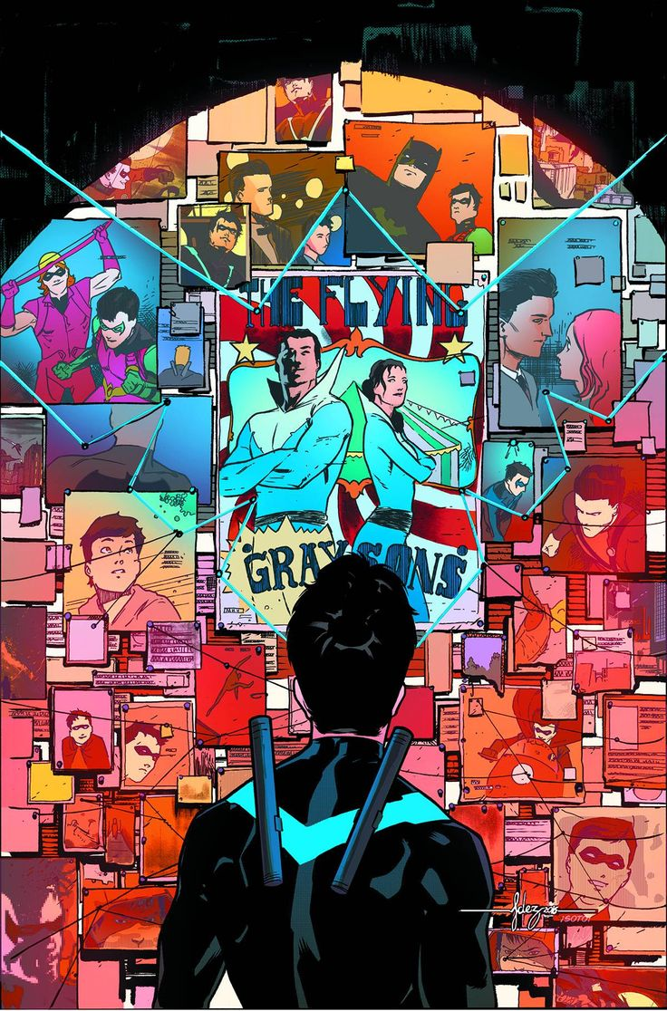 """""""RISE OF RAPTOR"""" part one! The Parliament of Owls wasn't brought to justice like Raptor promised Nightwing-it was eliminated! Raptor's methods have crossed the line and Nightwing goes to apprehend him"""