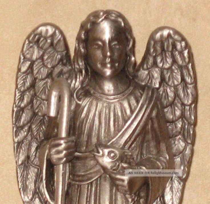 St Raphael Archangel Statue: 68 Best Images About Saint Raphael On Pinterest