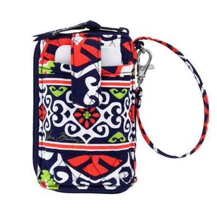 This is the exact same Vera Bradley wallet that I have and I love it!