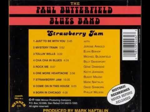 Paul Butterfield Blues Band - Strawberry Jam (Full Album)