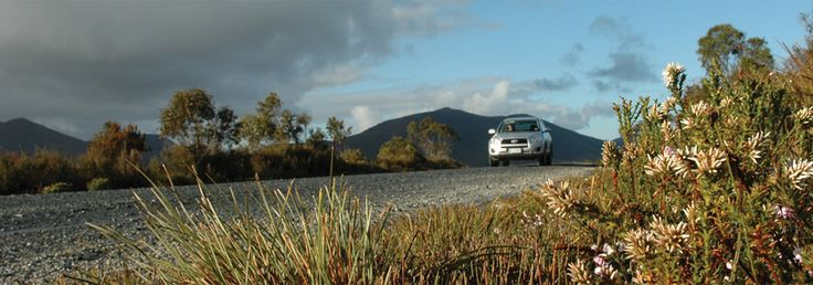 Calculate distances and drive times around Tasmania <br>