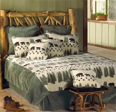 39 Best Bedding Images On Pinterest Comforter Rustic