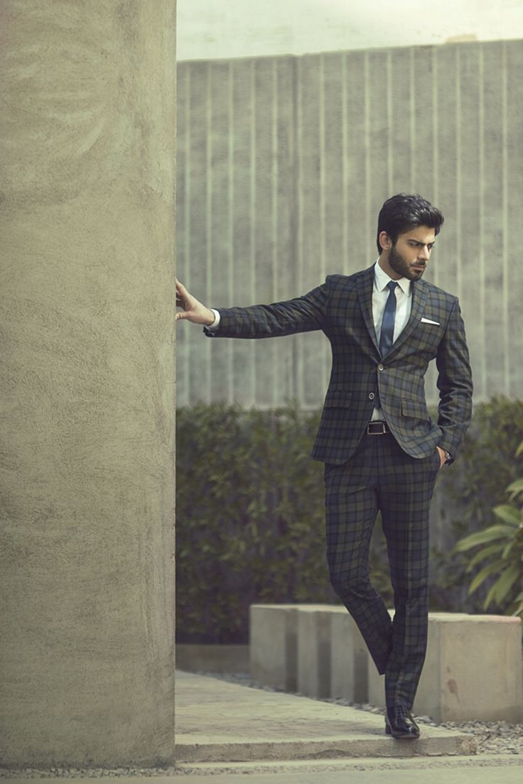 "highfashionpakistan: ""Fawad Khan for Republic by Omar Farooq's Winter 2015 Collection. """