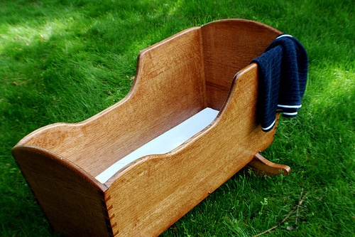 Shaker Cradle Plans Woodworking Projects Amp Plans