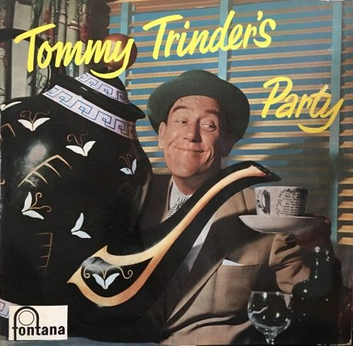 Tommy Trinder's Party  Fontana Records (England)  Recorded in the Jolly Roger Bar, Gutlin's Holiday Camp, Clacton-on-Sea 1959.