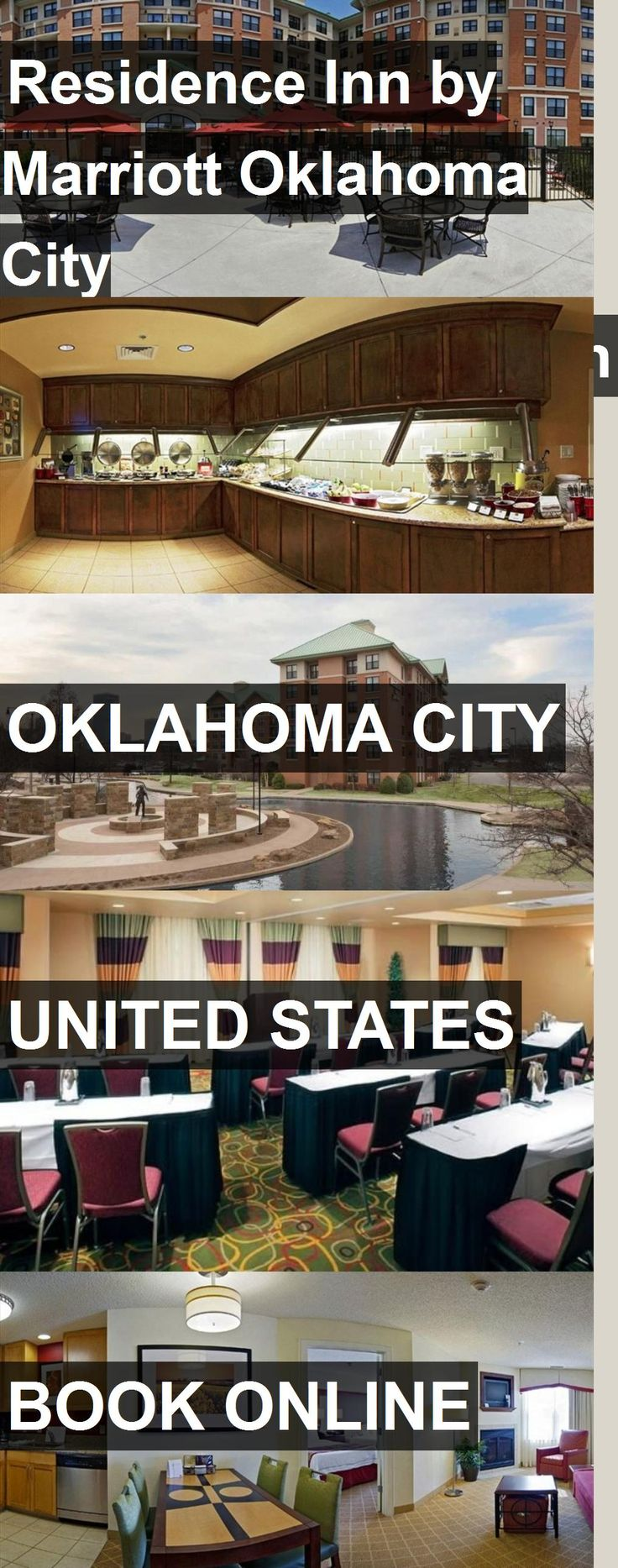 Hotel Residence Inn by Marriott Oklahoma City Downtown/Bricktown in Oklahoma City, United States. For more information, photos, reviews and best prices please follow the link. #UnitedStates #OklahomaCity #hotel #travel #vacation