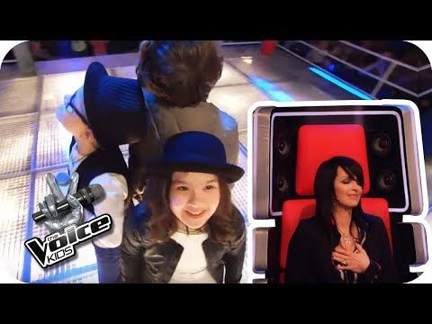 Nena - 99 Luftballons (Nils, Pia, Michael) | The Voice Kids 2017 | Battles | SAT.1 - YouTube