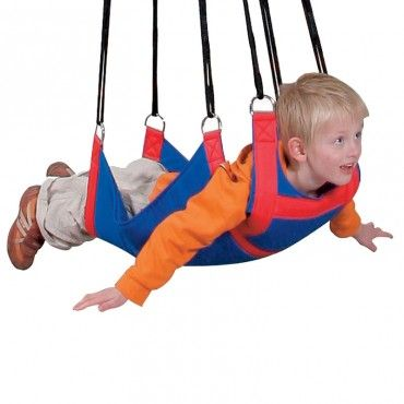 Suspension Swing - SI & Movement | Snoezelen® Multi Sensory Rooms and Sensory Equipment | Rompa