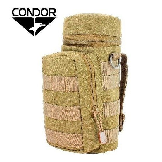 Condor H2O Bottle Pouch Coyote MA40