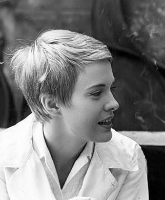 165 best images about Jean Seberg on Pinterest | Paris Posts and Actresses