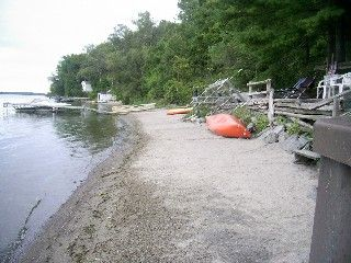 Prince Edward County Cottage Rental: Cozy Cottage, Sandy Beach, Canoes And Kayaks - From $90.00 Per Night | HomeAway