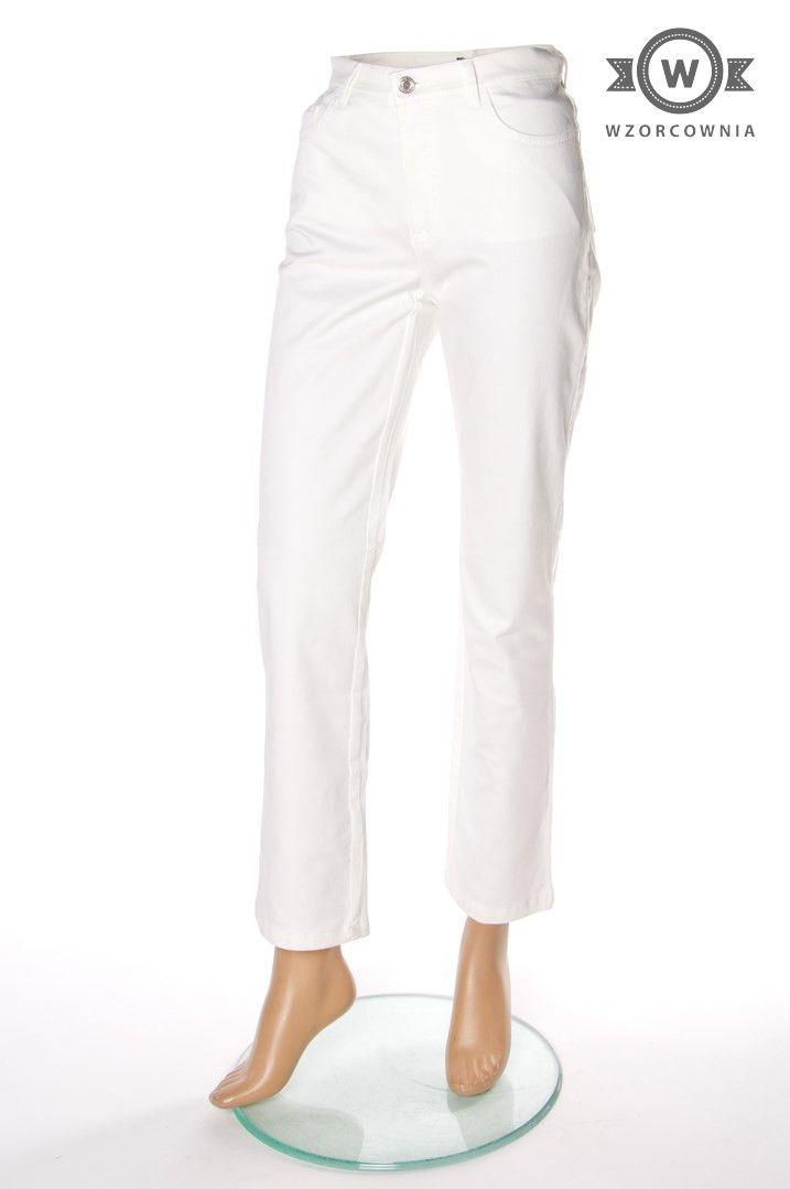 >> Białe spodnie #Betty Barclay  #Wzorcownia online   high #fashion   top brands