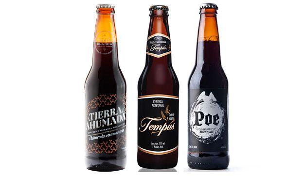 5 lugares con comida rica en el DF en donde adems te puedes echar una cerveza artesanal nacional o importada.