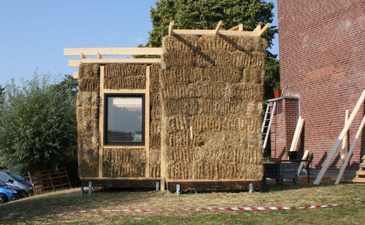 Straw bale architecture