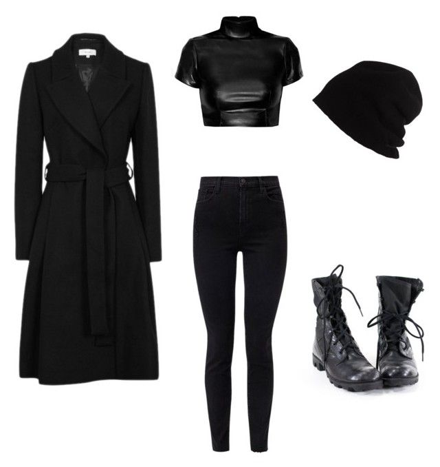"""""""Untitled #37"""" by jennybuutrago on Polyvore featuring J Brand and SCHA"""