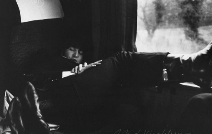 Chalkandcheese John Lennon Being Cute 1964 Imagine John Lennon John Lennon The Beatles