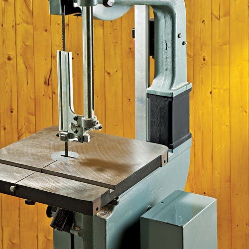 Jet band saw riser blocks shops toys and the o 39 jays for Wood floor joint guard