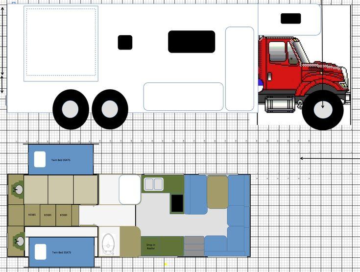 487 Best Bus Vans RVs Mobile Homes Images On Pinterest