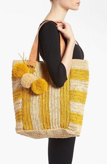 Mar y Sol crochet Tote bag