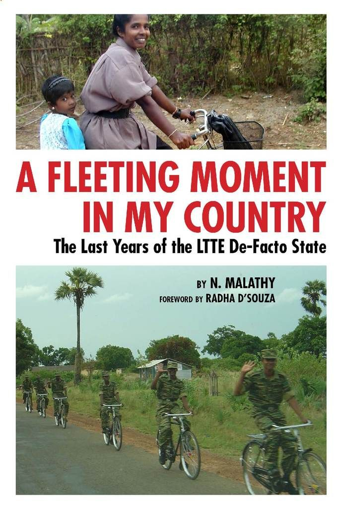 A Fleeting Moment in My Country: The Last Years of the LTTE De-Facto State on Scribd