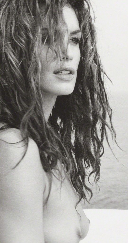 Herb Ritts | Cindy Crawford, Costa Careyes (1998)