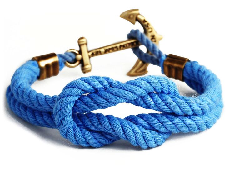 Anchor Bracelet - Ocean Pier Shack - by Kiel James Patrick